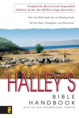 Halley's Bible Handbook with the New International Version - eBook