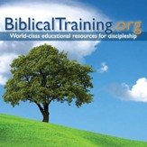 Old & New Testament Survey: Biblical Training Classes (on MP3 CD)