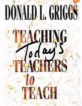 Teaching Today's Teachers to Teach - eBook