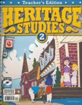 Heritage Studies 2 Teacher's Edition (3rd Edition)