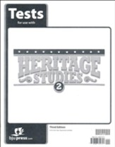 Heritage Studies 2 Tests (3rd Edition)