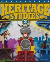 Heritage Studies 3 Student Text, Third Edition