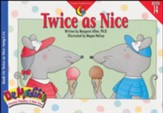 Dr. Maggie's Phonics Readers Book #14: Twice as Nice