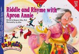 Dr. Maggie's Phonics Readers Book #24: Riddle and Rhyme with Apron Annie