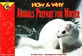 How & Why Animals Prepare for Winter Grades 1-3