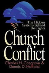 Church Conflict: From Contention to Collaboration - eBook