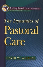 Dynamics of Pastoral Care, The - eBook