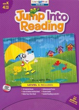 Jump Into Reading Boxed Set, Grade K (Levels B-C)
