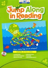 Jump Along in Reading Boxed Set, Grade K (Levels C-D)