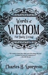 Words Of Wisdom For Daily Living - eBook