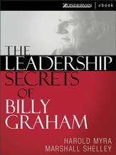 The Leadership Secrets of Billy Graham, Trade paper