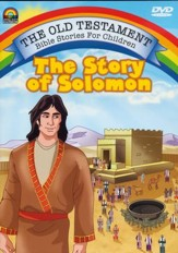 The Story of Solomon, DVD