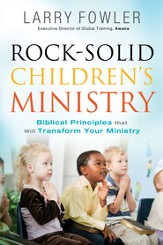 Rock Solid Children's Ministry - eBook