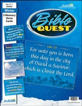 Bible Quest Junior (Grades 5-6) Memory Verse Visuals