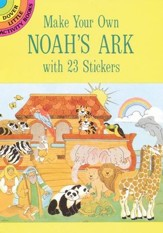 Make Your Own Noah's Ark Stickers