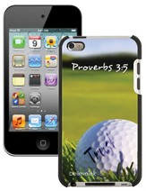 Golf, Proverbs 3:5 iPod 4G Case
