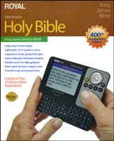 Royal KJV Electronic Reference Bible