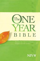 The One Year Bible NIV - eBook