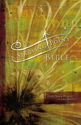 NIV Starting Point Bible: Find Your Place in the Story / Special edition - eBook