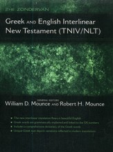 The Zondervan TNIV/NLT Greek and English Interlinear New Testament