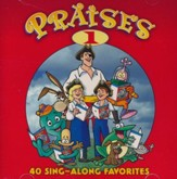 Patch the Pirate Praises Sing-along Audio CD