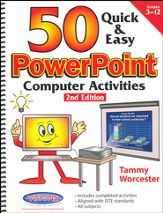 50 Quick and Easy Power Point Activities
