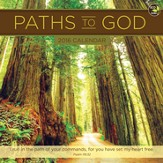 2016 Paths To God Wall Calendar