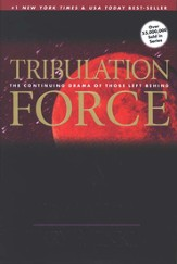 Tribulation Force, Left Behind Series #2, Hardcover  - Slightly Imperfect