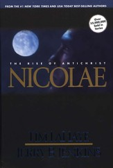 Nicolae, Left Behind Series #3, Hardcover