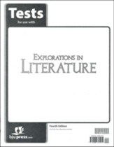 Explorations in Literature (Grade 7) Tests, 4th Edition