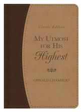 My Utmost for His Highest, Classic Gift Edition