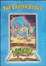 The Easter Story, The Greatest Adventure: Stories  from the Bible Series, DVD