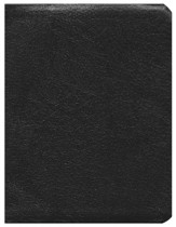 KJV Dake Annotated Reference Bible--bonded leather, black