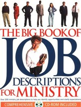 The Big Book of Job Descriptions for Ministry - Slightly Imperfect