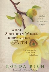 What Southern Women Know About Faith, Softcover - Slightly Imperfect