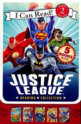 DC Comics Super Reading Collection