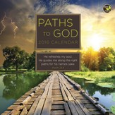 2016 Paths To God Mini Calendar