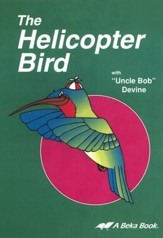 The Helicopter Bird Audio CD