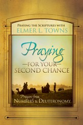 Praying for Your Second Chance: Prayers from Numbers & Deuteronomy - eBook