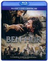 Ben-Hur (2016), Blu-Ray/DVD/Digital HD Combo