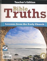 BJU Press Bible Truths Level C Teacher's Edition, 4th Edition