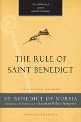 The Rule of Saint Benedict - eBook