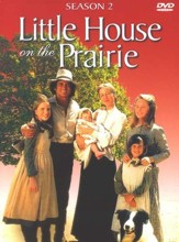 Little House on the Prairie: Season 2, DVD