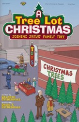 A Tree Lot Christmas, Choral Book