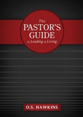 The Pastor's Guide to Leading and Living - eBook