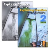 Apologia Exploring Creation with Chemistry, 2 Volumes, 2nd Ed.