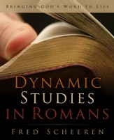 Dynamic Studies in Romans: Bringing God's Word to Life / Digital original - eBook