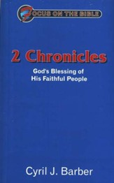 2 Chronicles: God's blessing of His faithful people
