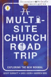 A Multi-Site Church Roadtrip: Exploring The New Normal, Softcover - Slightly Imperfect