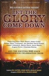 Let the Glory Come Down, Choral Book